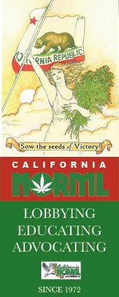 California Cannabis Laws - CANORML