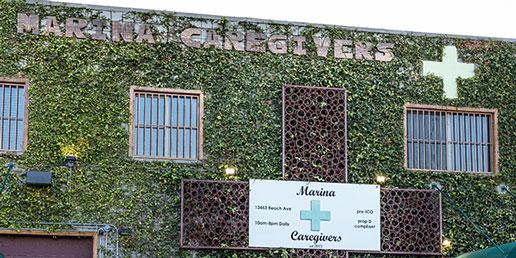 Marina Caregivers Dispensary