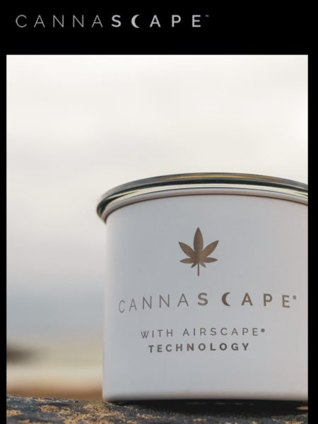 CANNASCAPE cannabis storage & product protection