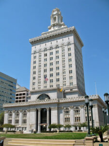 Oakland City Hall, 1 Frank H Ogawa Plaza, Oakland, CA